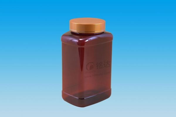 MD-407-PET750cc长方瓶